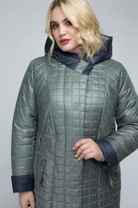 Куртка оливковая В 14 2370