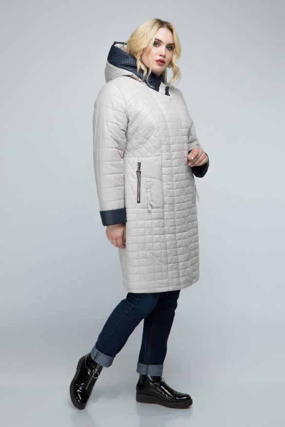 Куртка бежевая В 14