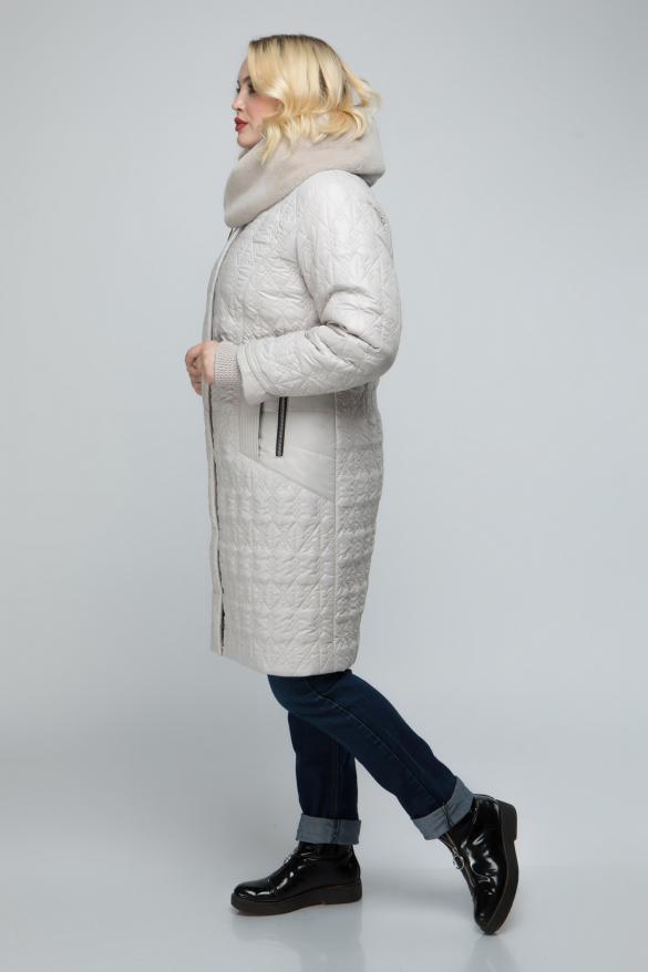 Куртка молоко В 735