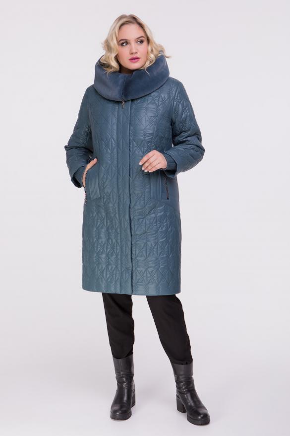 Куртка синя В 14