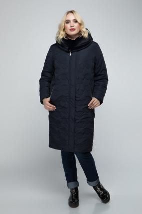 Куртка синя В 14 2482