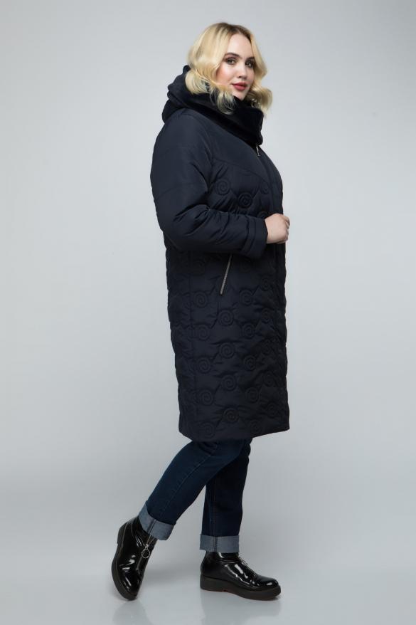 Куртка синий Пион