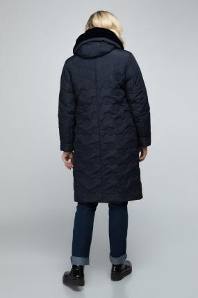 Куртка синя В 14 2484