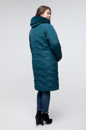 Куртка синя В 14 2487