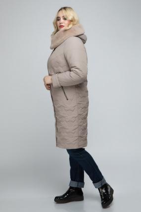 Куртка бежевый Пион 2493