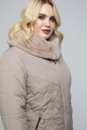 Куртка бежевый Пион 2494