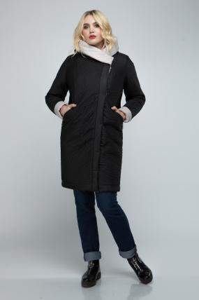 Куртка чёрная В 111