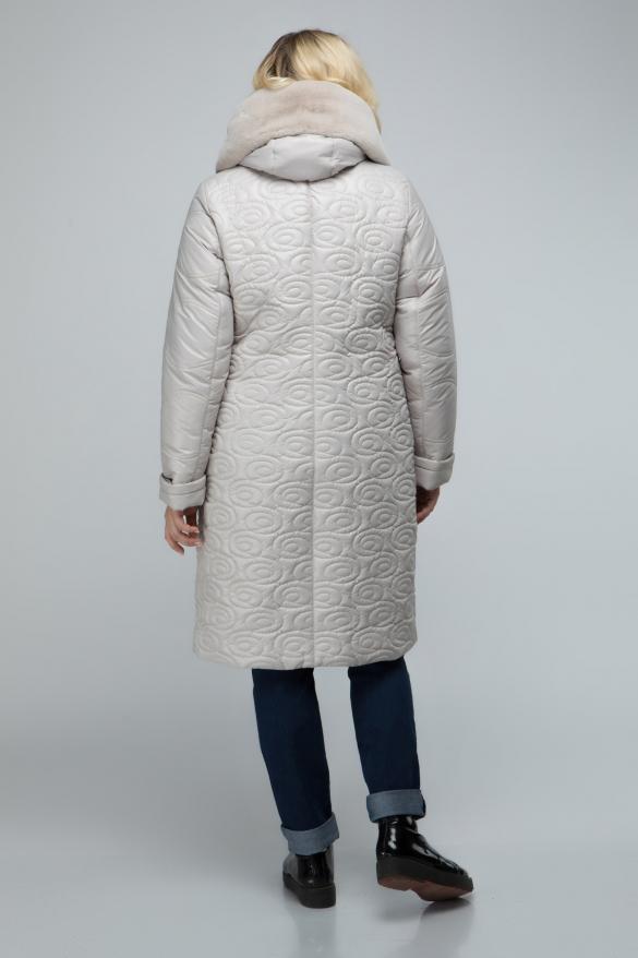 Куртка молоко В 337