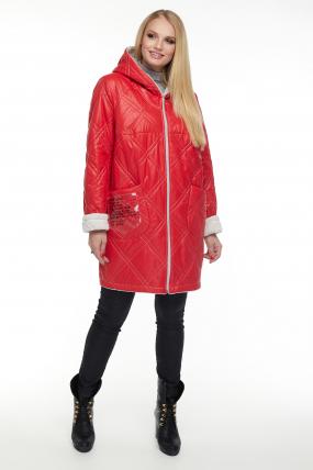 Куртка малиновая В 67 2599