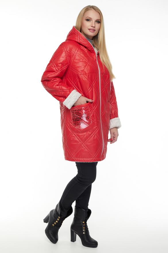 Куртка малинова В 67