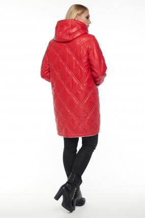 Куртка малиновая В 67 2601