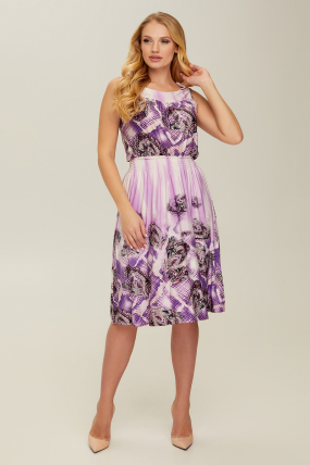 Сарафан фиолетовый Эмили