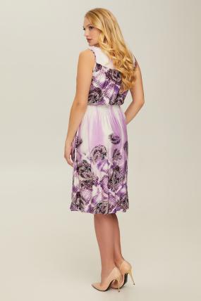 Сарафан фиолетовый Эмили 2624