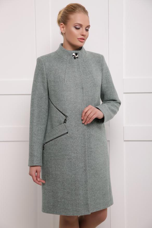 Пальто женское Сара яблоко