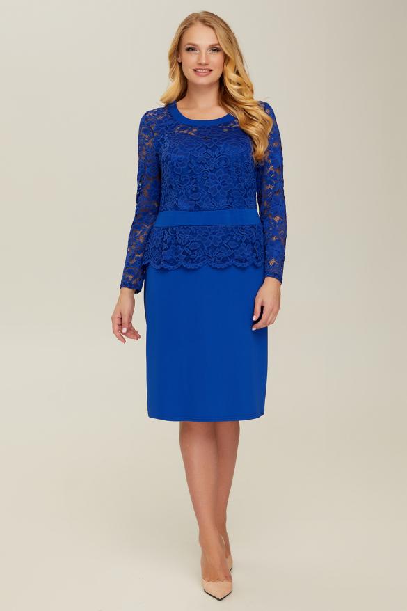 Сукня синя Андора