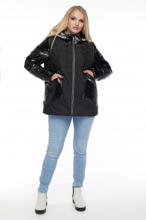 Куртка черная В 127