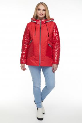 Куртка малиновая В 127