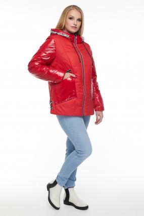 Куртка малинова В 127 2684
