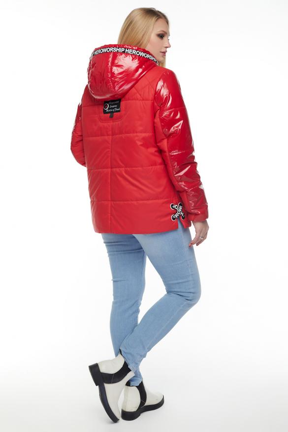 Куртка малинова В 127