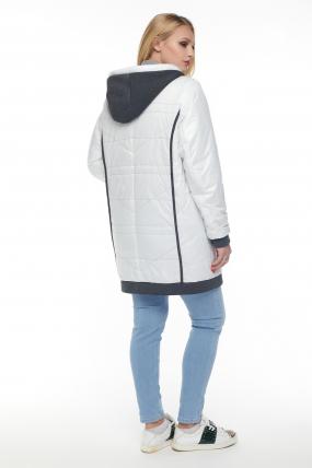 Куртка белая В 767 2688