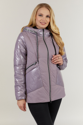 Куртка лаванда В 127