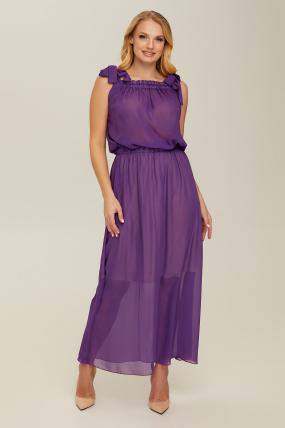 Сарафан фиолетовый Глория 2707