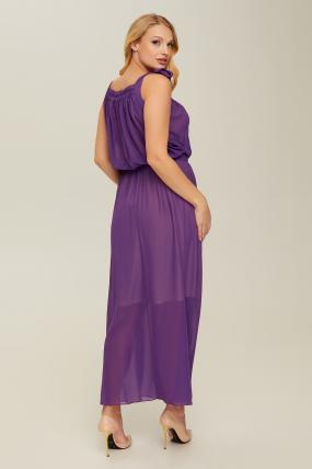 Сарафан фиолетовый Глория 2708