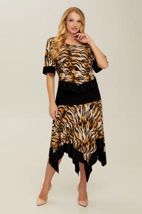 Костюм леопард Романтика 2719