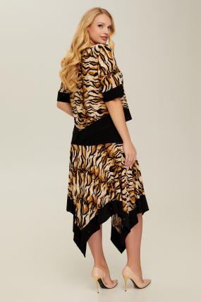 Костюм леопард Романтика 2720