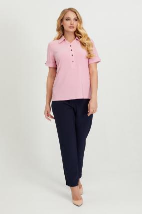 Блуза Ира розовая