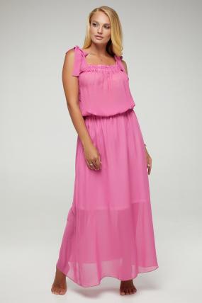 Сарафан розовый Глория 2884