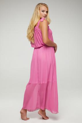 Сарафан розовый Глория 2886