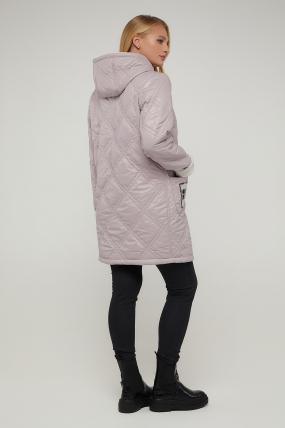 Куртка пудра В 67 2944