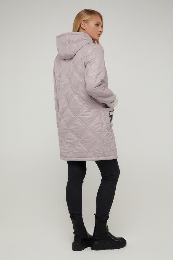 Куртка пудра В 67