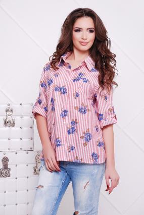 Рубашка Розочка 30