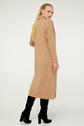 Платье Нимфа бежевое 3023