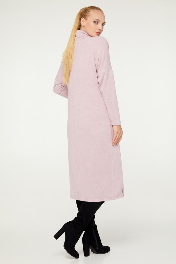 Платье Нимфа розовое