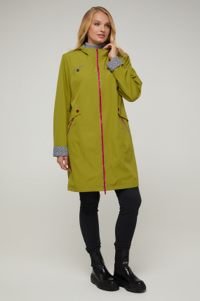 Куртка лайм В 714