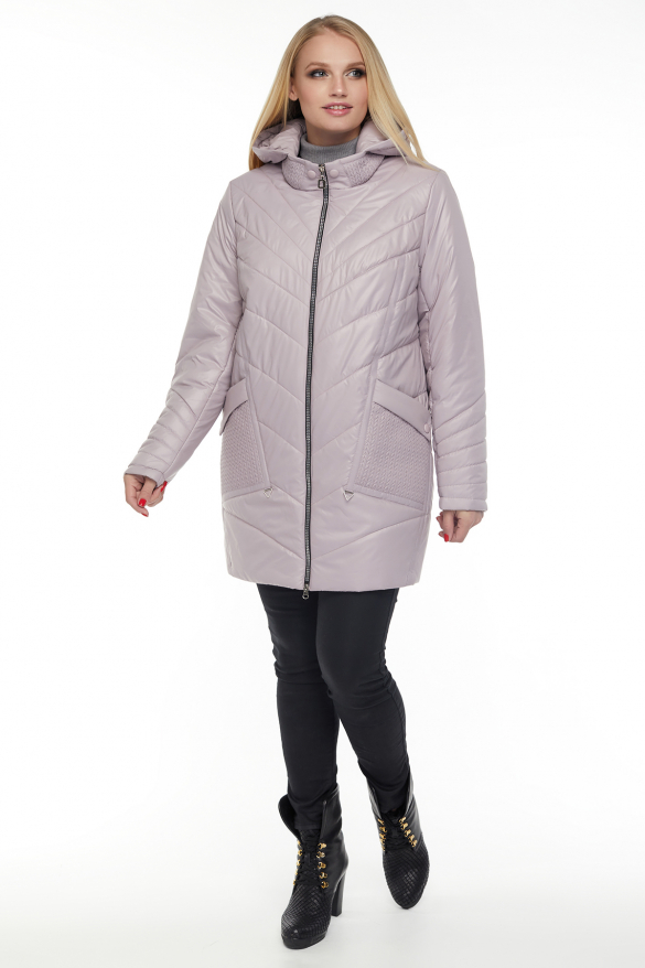 Куртка пудра В 33