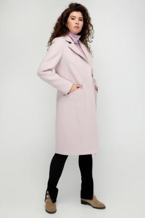 Пальто Модем рожеве 3081