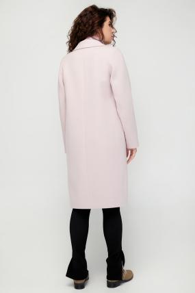 Пальто Модем рожеве 3082