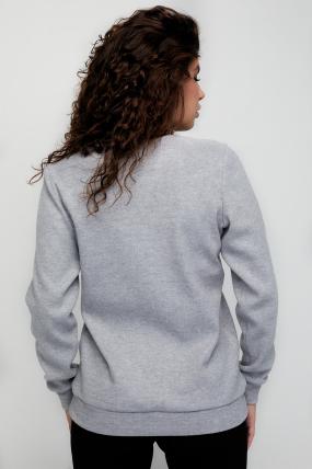 Джемпер Мика светло-серый 3085