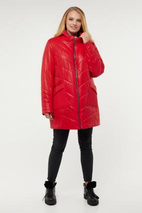 Куртка малиновая В 33