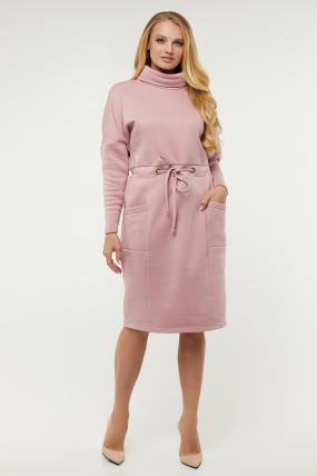 Платье Рая розовое 3145