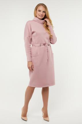 Платье Рая розовое 3146