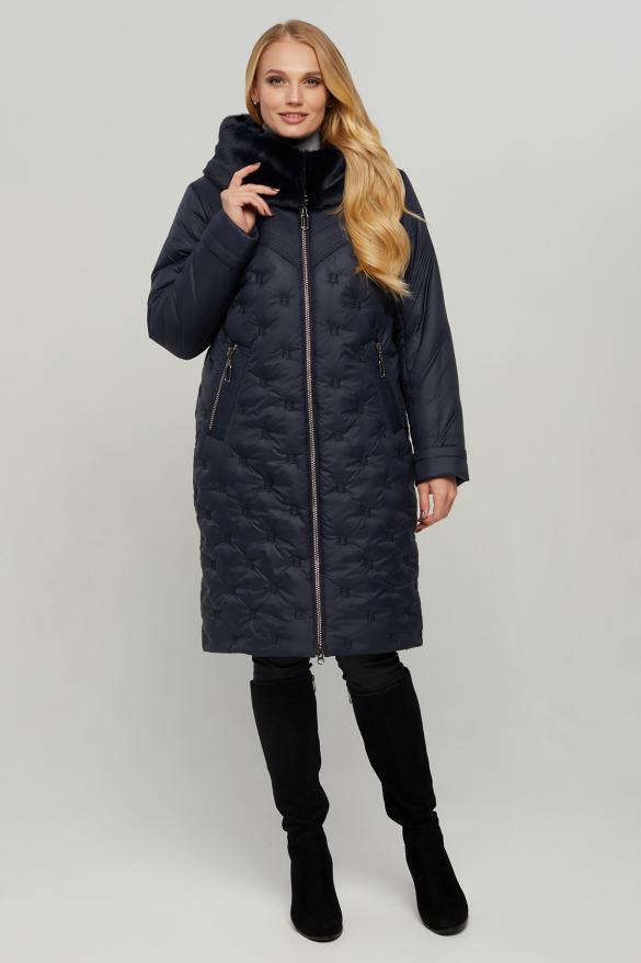 Куртка В 547 синя