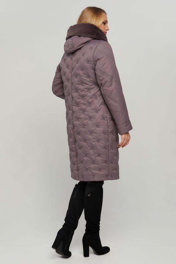 Куртка В 547 фіалка
