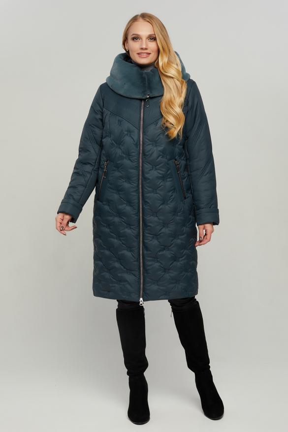 Куртка В 547 морская волна