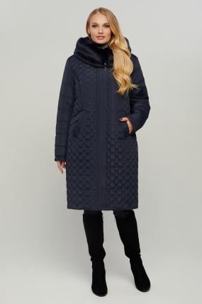Куртка В 77 синя ЗИМА