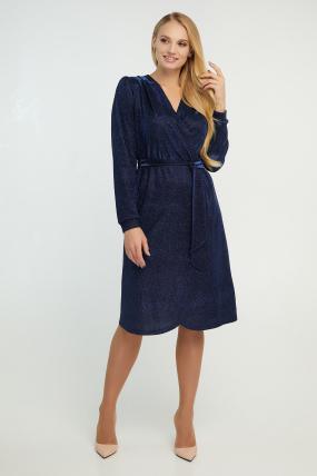 Сукня Асті синя